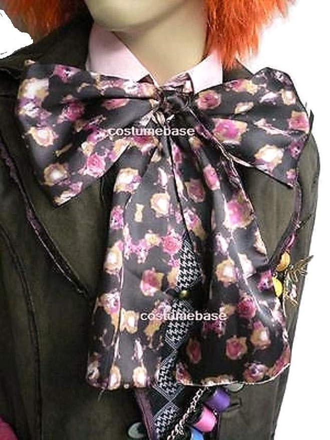 3decef3bc87 Amazon.com  Exact Mad Hatter Alice in Wonderland Bowtie Bow Tie  Clothing