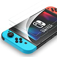 Syncwire Protector de Pantalla para Nintendo Switch Cristal