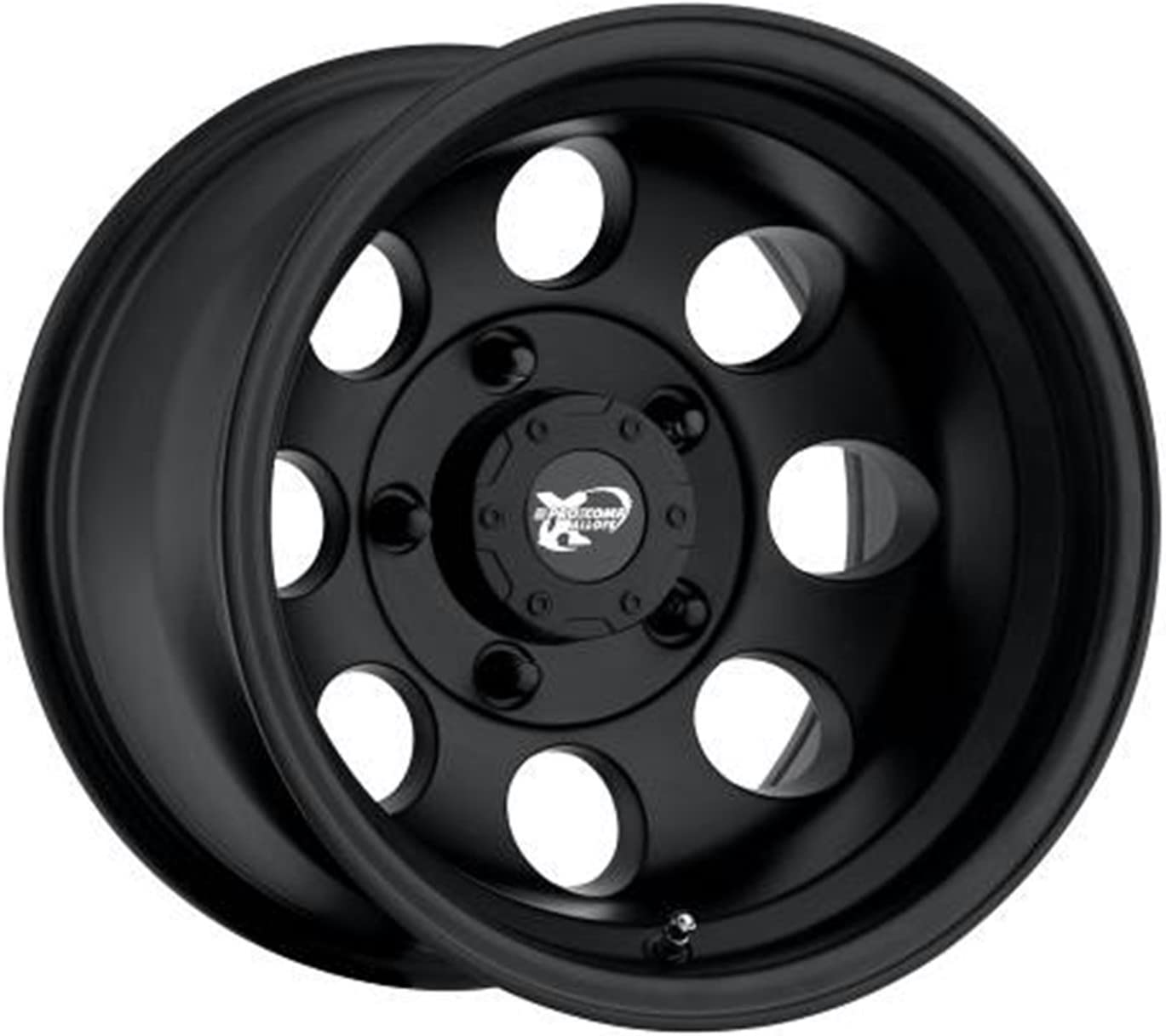 "Pro Comp Alloys Series 69 Wheel with Flat Black Finish (15x8""/5x114.3mm)"