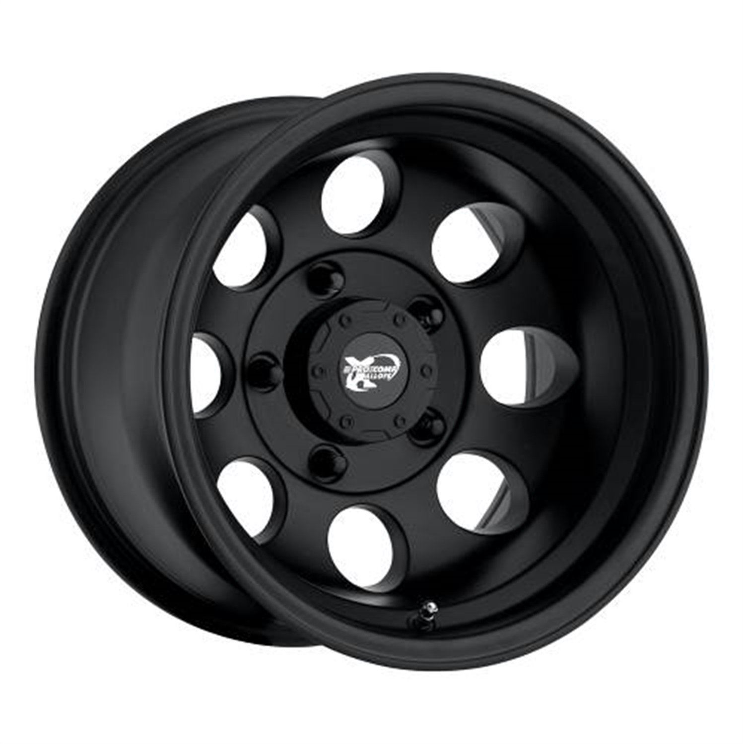 Pro Comp Alloys Series 69 Wheel with Flat Black Finish (17x9''/8x170mm)