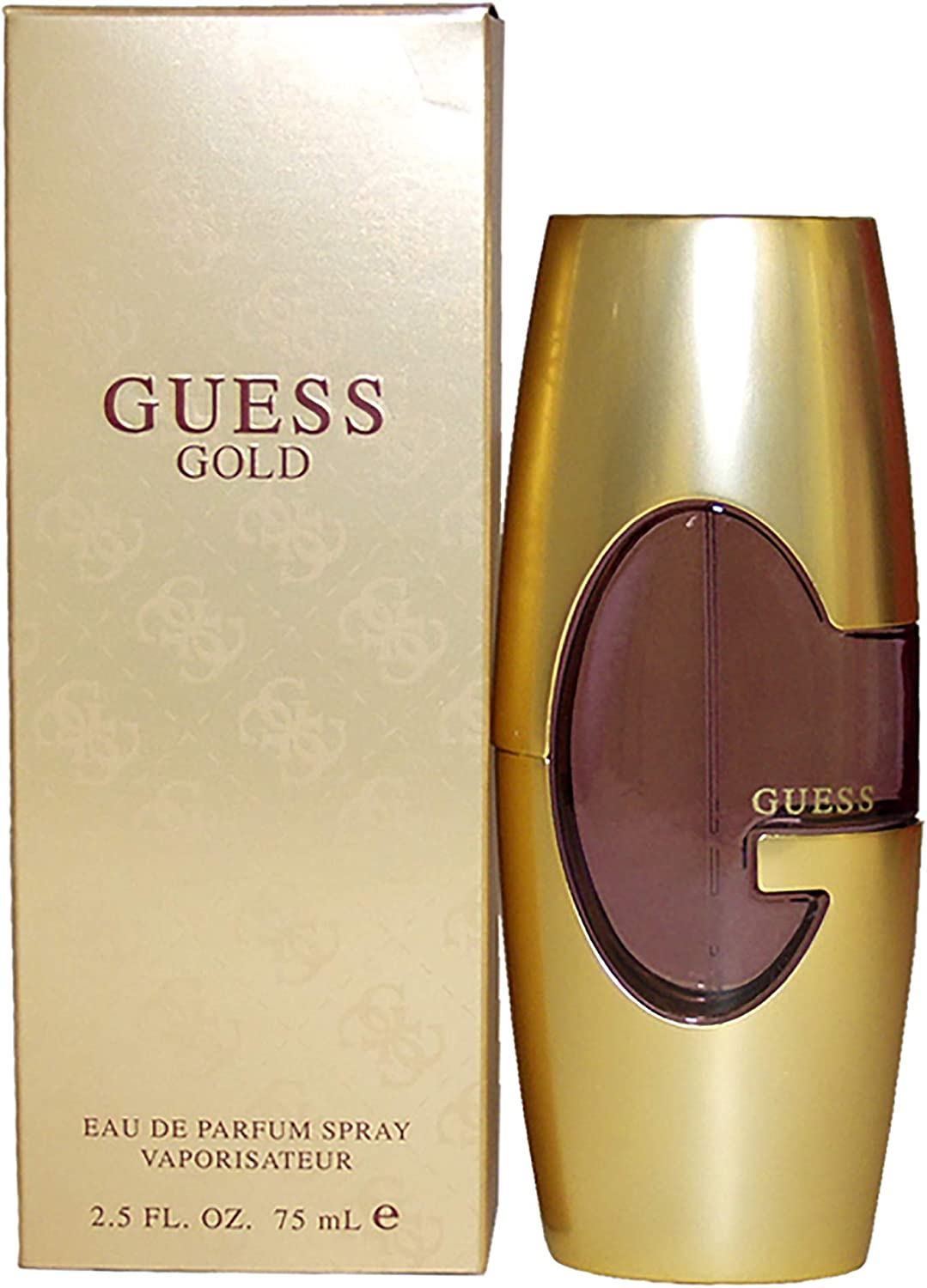 Guess Gold By Parlux Fragrances For Women. Eau De Parfum Spray 2.5 Oz. by GUESS