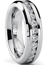 Womens Wedding Rings   Amazon.com