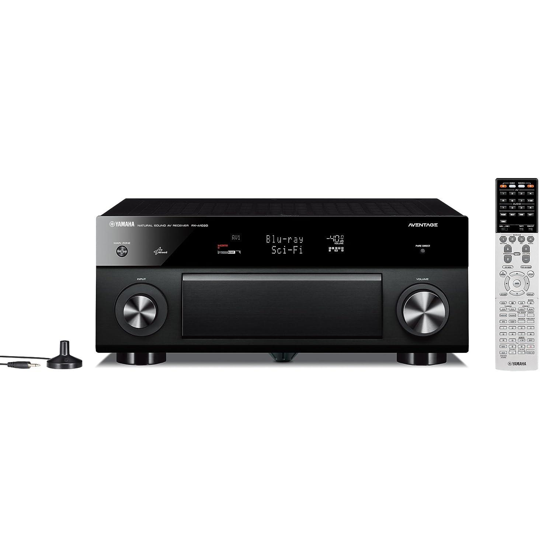 ヤマハ AVENTAGE(アベンタージュ) AVレシーバー 7.1ch 4K映像対応 ブラック RX-A1020(B)   B0093W5IZ8