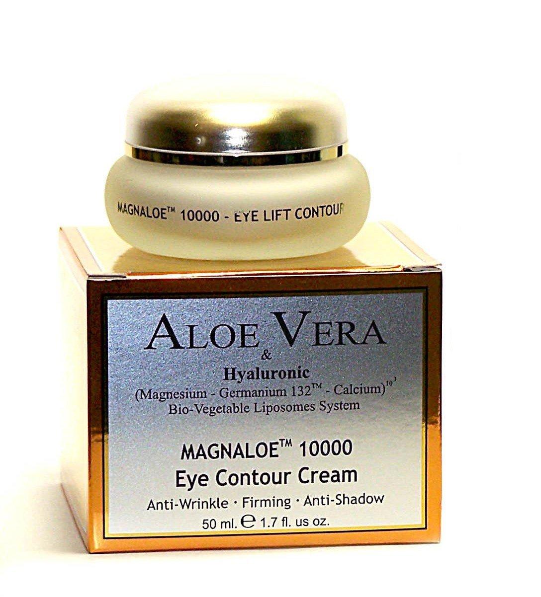 Canarias Cosmetics Magnaloe 10000 Eye Contour Cream, 1er Pack (1 x 50 g) 210134