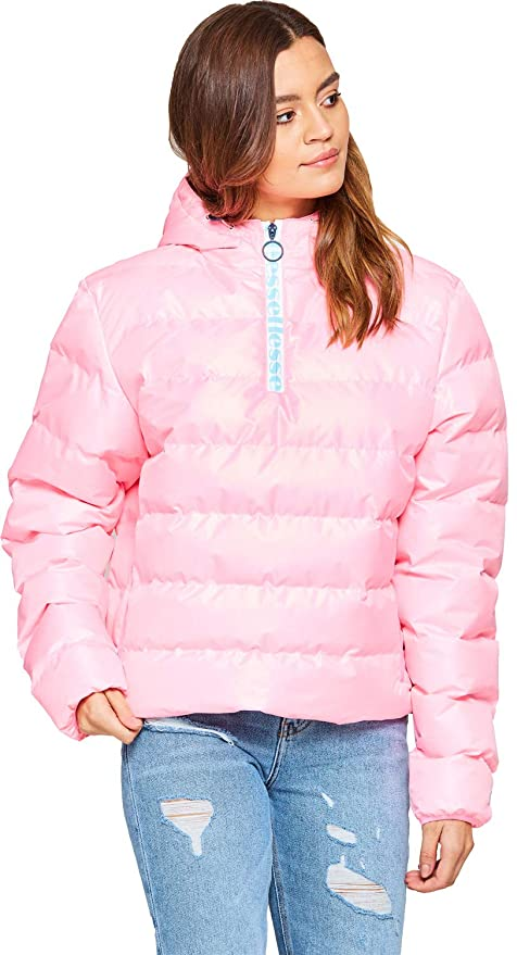 Ellesse FILETTA Jacket - Chaqueta, Mujer, Rosa(: Amazon.es ...