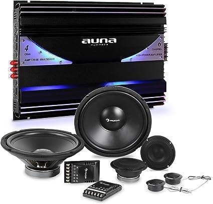 Electronic Star Auna Cs Comp 12 Car Hifi Set Elektronik