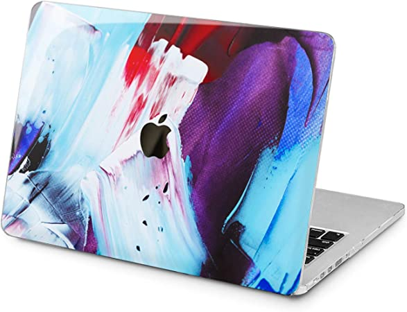 MacBook Air Case 2018 Abstract Cross Hand Drawn 13inch MacBook Pro Case Multi-Color /& Size Choices/10//12//13//15//17 Inch Computer Tablet Briefcase Carrying Bag