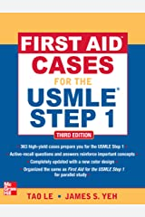 First Aid Cases for the USMLE Step 1, Third Edition (First Aid USMLE) Kindle Edition