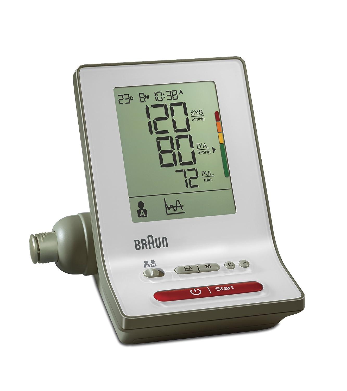 Amazon.com: Braun Bp6000 Upper Arm Blood Pressure Monitor (White): Health & Personal Care