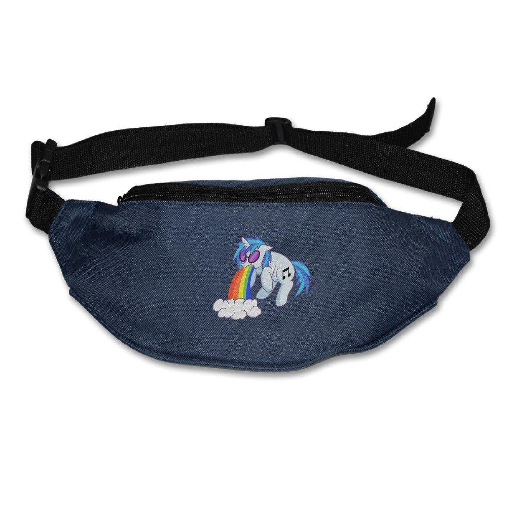 Unicorn Waist Bag Fanny Pack Hip Pack Bum Bag For Man Women Sports Travel Running Hiking 7 6S Money IPhone 6 7S Plus Samsung S5 S6