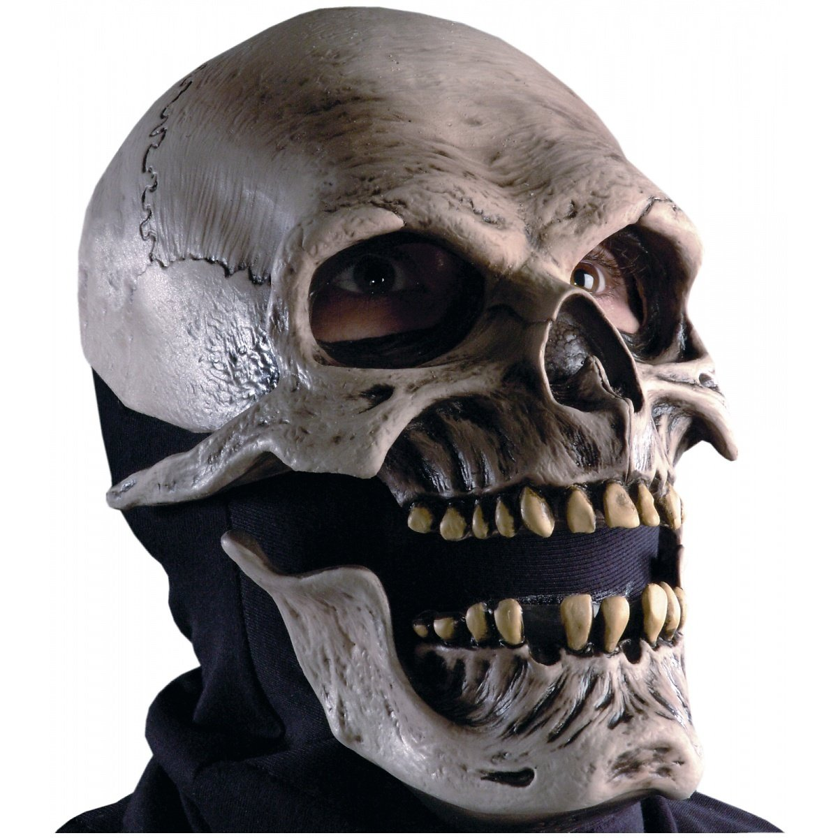 Amazon.com: Zagone Studios Men's Death , Gray, Adult One Size ...