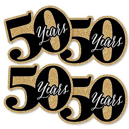 Amazon We Still Do 50th Wedding Anniversary Decorations Diy