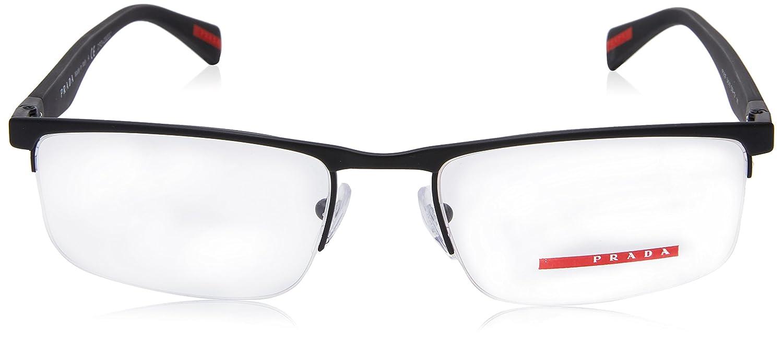 cb29c5e706 Amazon.com  Prada PS52FV DG01O1 Eyeglass