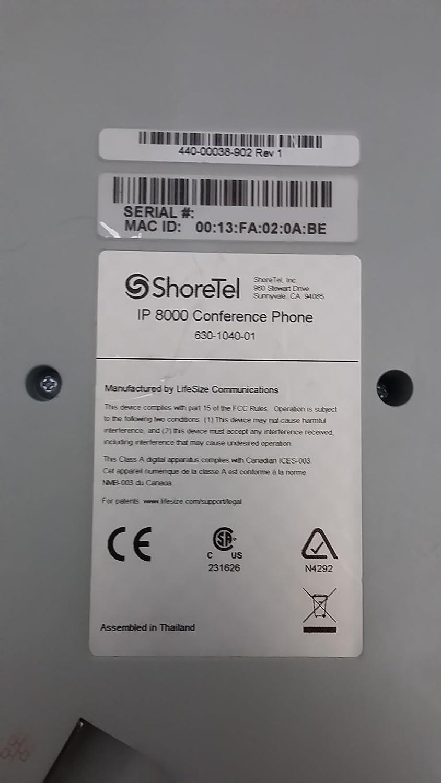 contract termination letter format%0A Amazon com   ShoreTel ShorePhone IP       conference VoIP phone   Voip  Telephones   Electronics