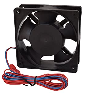 Rodale E1503 Cooling Fan, DC, 12V, 120 mm x 120 mm x 38 mm