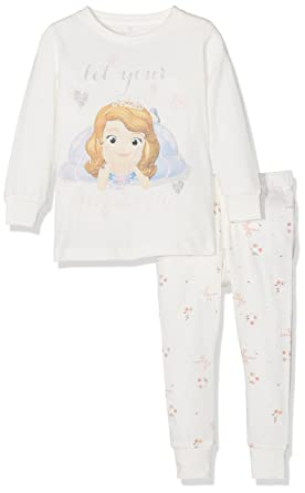 6e56641e8b50e0 Name It Girl's NITSOFIA EMY NIGHTWEARSET MZ WDI Pyjama Set ...