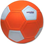Kickerball - Curve and Swerve Soccer Ball/Football Toy - Kick Like The Pros, Great Gift for Boys and Girls - Perfect for Out