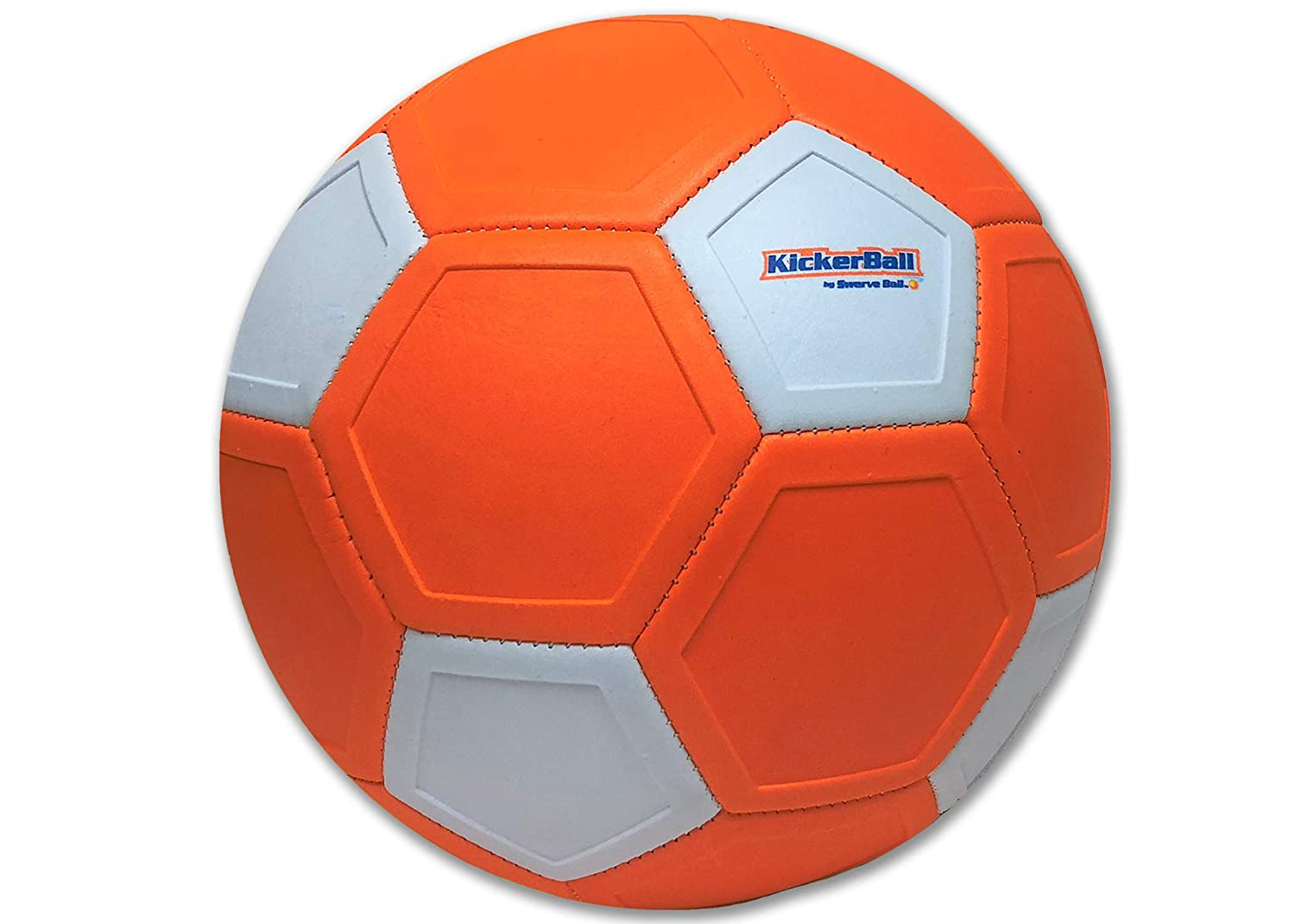 e6b3f5fc5e7 Kickerball - Curve and Swerve Ball with Pump  Amazon.co.uk  Sports    Outdoors