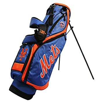 Team Golf 96727 New York Mets MLB Nassau Bolsa para palos de ...