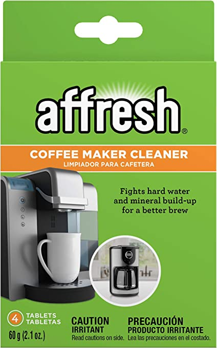 Amazon.com: Affresh - W10511280 limpiador de cafetera ...