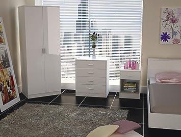 White Gloss Bedroom Furniture Uk