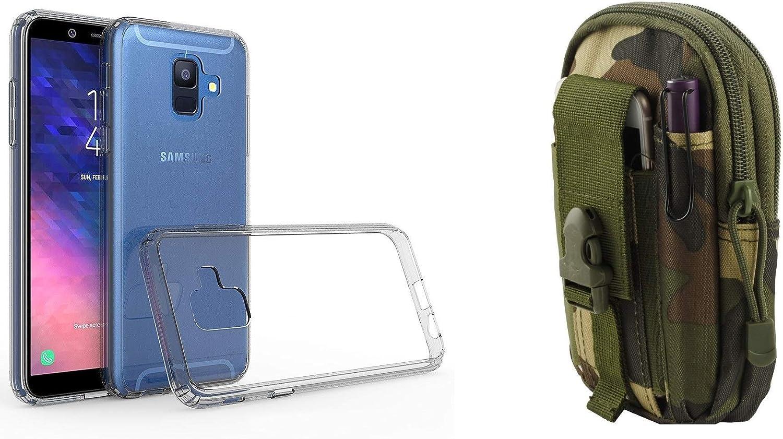 Tactical Molle Pouch EDC Multi-purpose Belt Waist Pack Bag Utility Phone Poc la