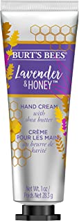 product image for Burts Bees Lavender & Honey Hand Cream with Shea Butter, 1 Oz (Package May Vary)