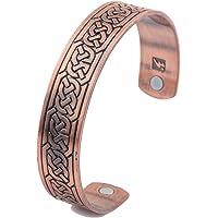 Atención de la salud pulsera magnética para alivio del dolor, terapia, equilibrio, resistencia y energía para los…