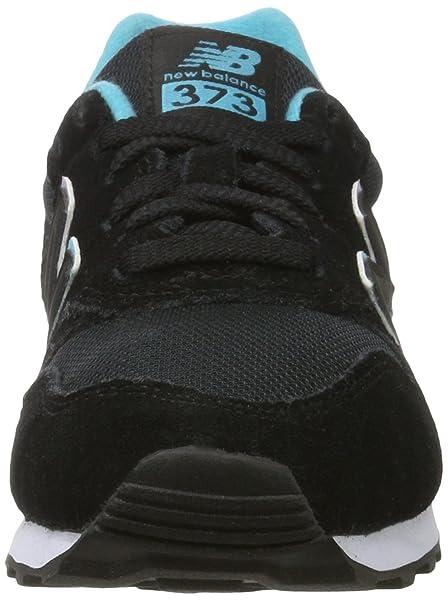 | New Balance Wl373gd Womens Trainers Black 3