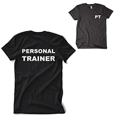 MYOG © PERSONAL TRAINER T Shirt Gym Wear Training Fitness Top MMA Mens  Womens S- e7a564c303