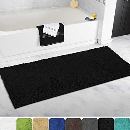 Machine Washable Bathroom Carpet. Mayshine Non Slip Bathroom Rugs Shag Shower Mat Machine Washable Bath Mats Runner With