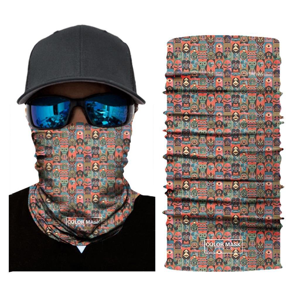 l/équitation Zariavo Store Fish Series Masque de moto multifonction r/ésistant /à la poussi/ère et au vent Id/éal pour la course /à pied la randonn/ée le cyclisme