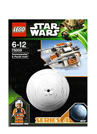 Amazon.com: Lego Star Wars Snowspeeder & Hoth 75009: Everything Else
