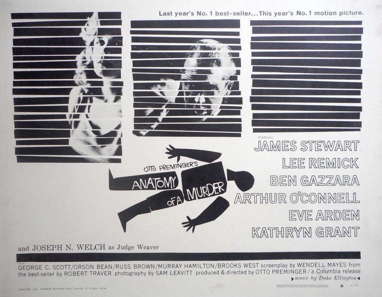 Fine Duke Ellington Anatomy Of A Murder Photos - Physiology Of Human ...