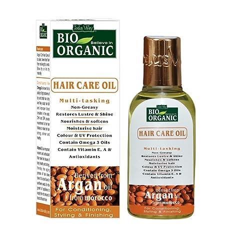a716949eea Buy Indus Valley Bio Organic Argan Moroccon Oil 60ml Online at Low ...