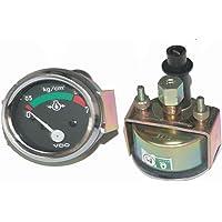 Enfield County Medidor de presión de aceite Massey