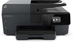 HP OfficeJet Pro 6830 Wireless All-in-One Photo Printer with Mobile Printing, HP Instant Ink or Amazon Dash replenishment ready, Renewed (E3E02AR)