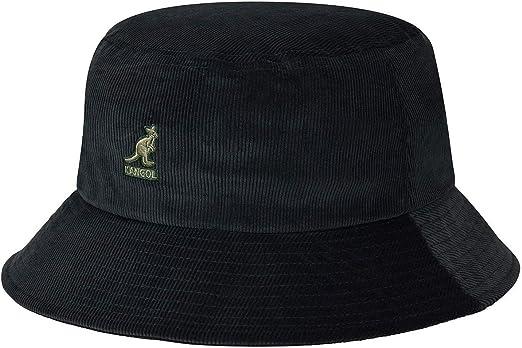 Australian kango black bucket hat
