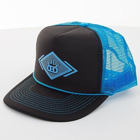 1028865928f Dynamic Discs Lines of Sight Foam Front Snapback Mesh Disc Golf Hat - Black  w