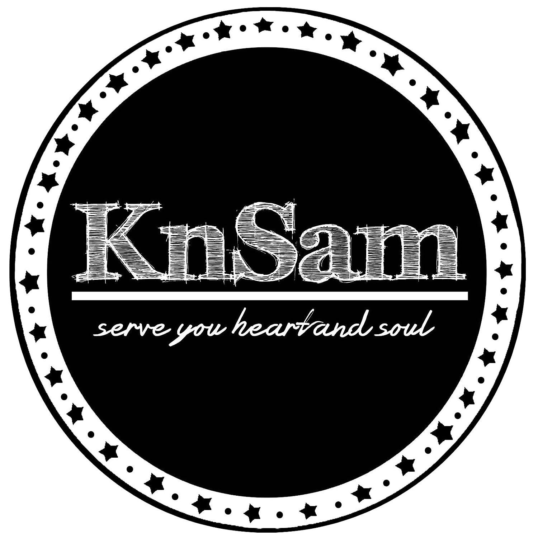 KnSam Pince /à Cravate Acier Inoxydable Homme Hippocampe Noir Argent Original Bijoux Accessoire Fantaisie Cadeau No/ël