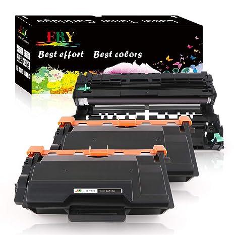 10PK TN850 Toner For Brother DCP-L5650DN HL-L5200DW MFC-L5800DW L5850DW L6900DW