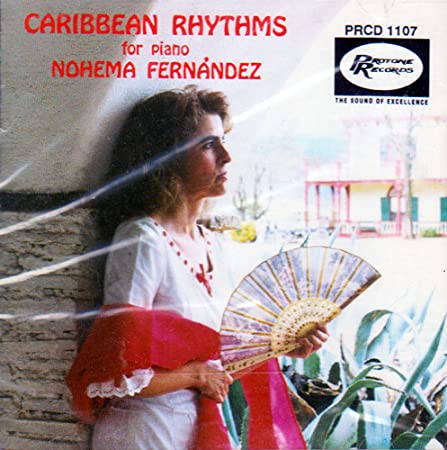 Caribbean Rhythms for Piano
