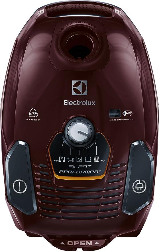 Electrolux esp75bd Aspiradora con saco Silent Performer, ErgoShock ...