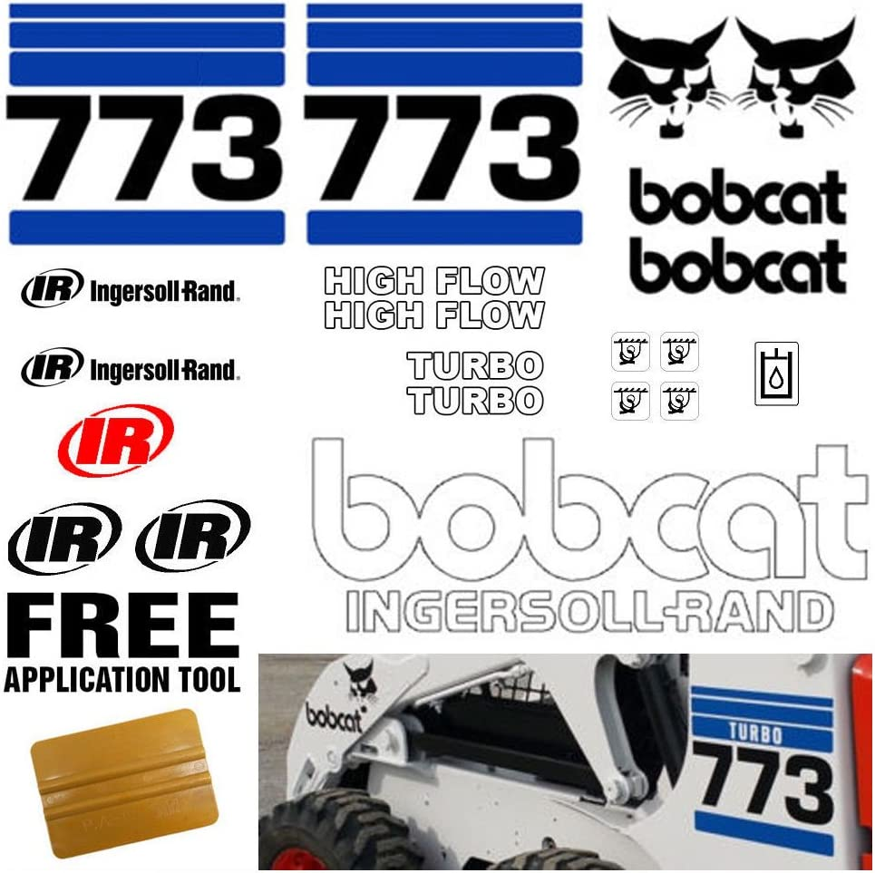Free Shipping Ingersoll Rand Decal Vinyl Stickers
