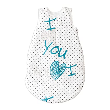 I Love You (Te amo) PatiChou Sacos de dormir para bebés 0