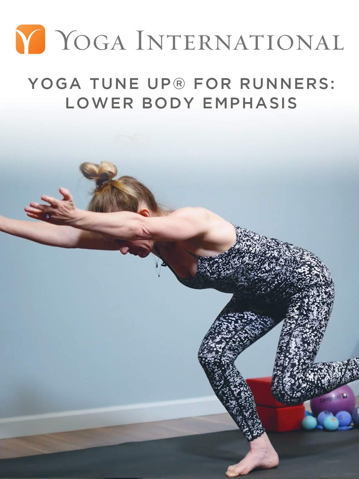 Watch Yoga Tune Up for Runners: Lower Body Emphasis | Prime ...