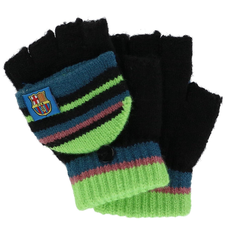 Foemo Kids 5-8 Knit Convertible Winter Mitten Gloves