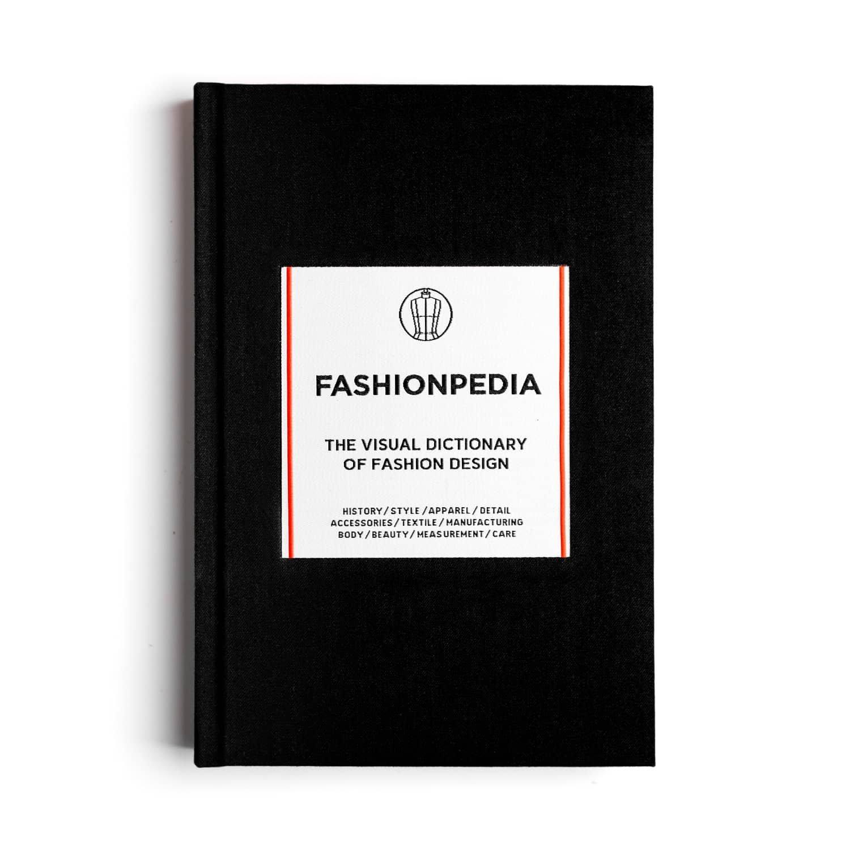 Fashionpedia Visual Dictionary Fashion Design product image