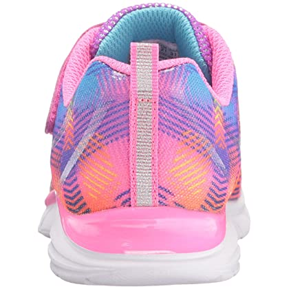 c5013561f302 ... Skechers Kids Girls  Spirit Sprintz-Rainbow Raz Sneaker