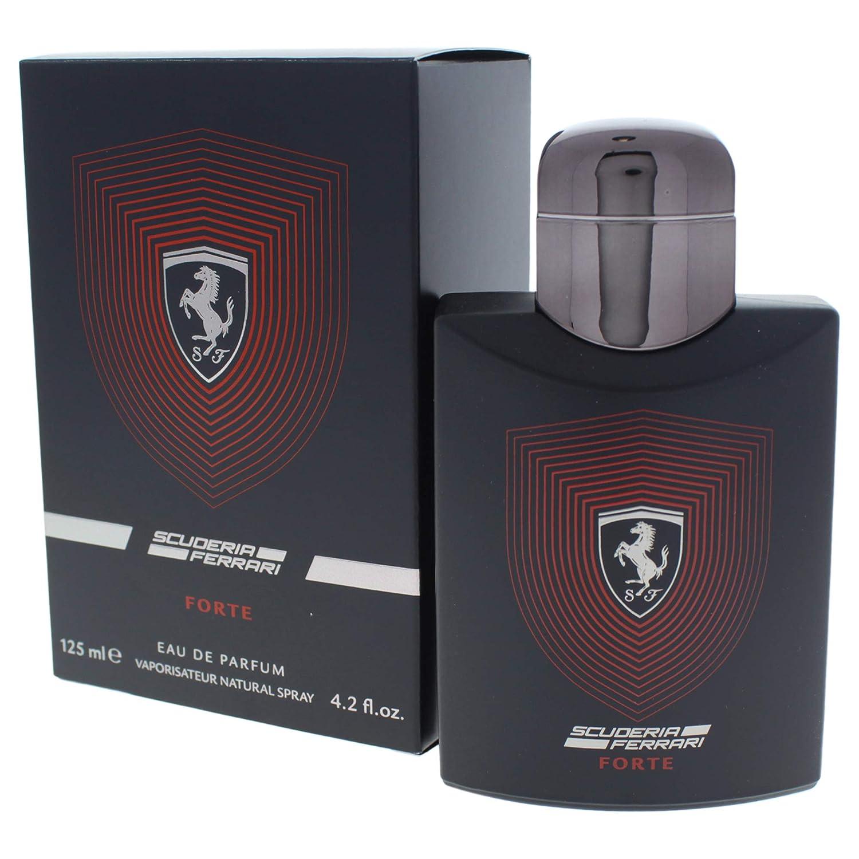 Ferrari Scuderia Ferrari Forte Eau De Parfum 125 Ml Man Ferrari Amazon De Beauty